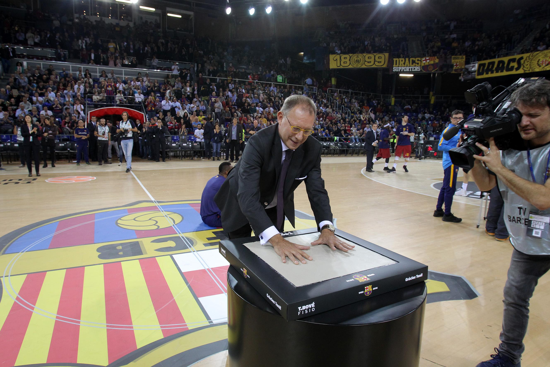 Homenatge a en Toni Bové al Palau Blaugrana 3